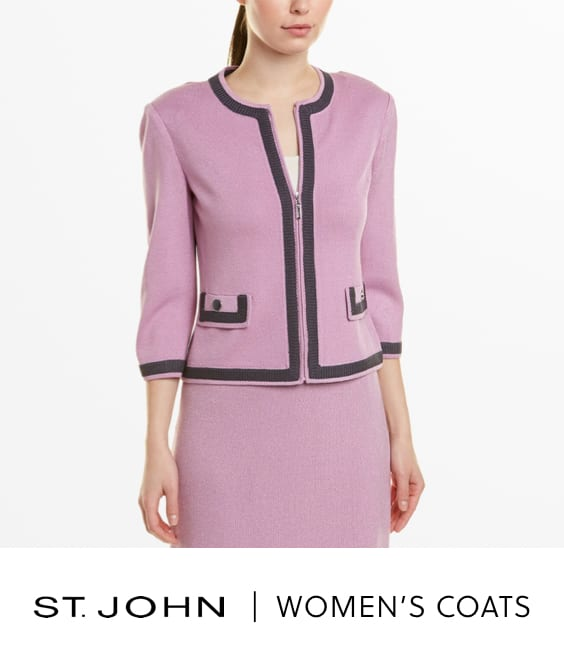 St. John   Women's Coats
