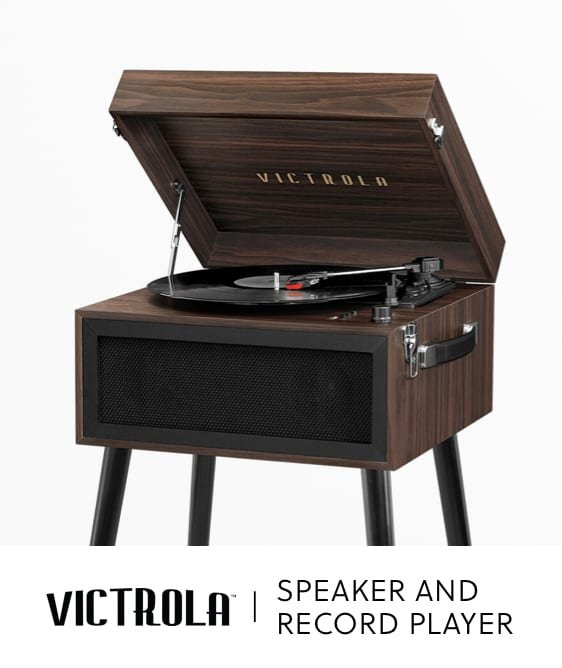 Victrola   Speakers and Record Players
