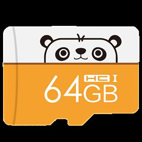 64GB Class 10 SDXC Micro SD TF Card,
