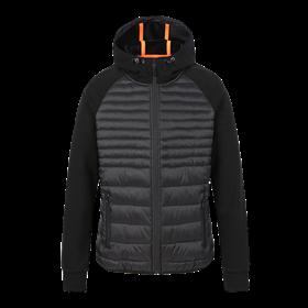 Xiaomi Uleemark Men Stitching Cotton Coat Size XL Black