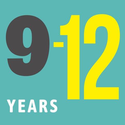 9-12 Years