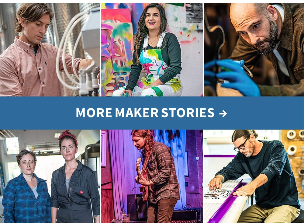 More maker stories