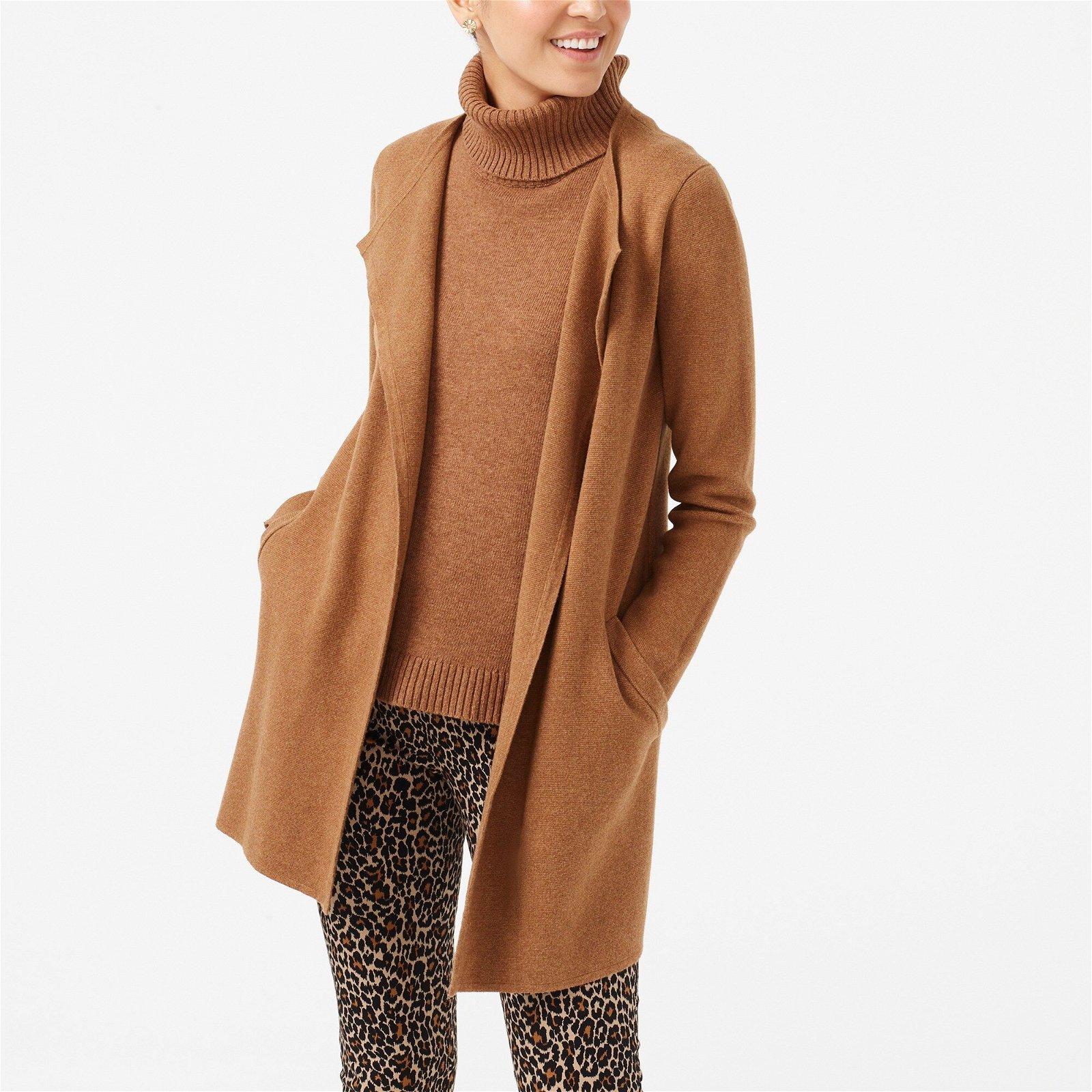 Vanessa sweater-jacket