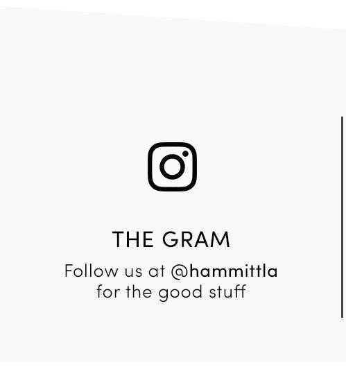Hammitt LA on Instagram