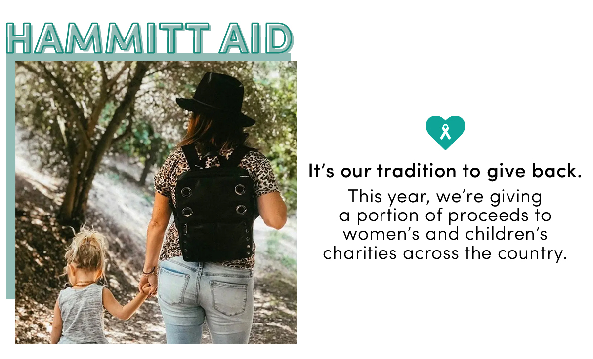 Shop Now to Give Back