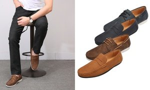 Men's Boat Shoe and Loafers