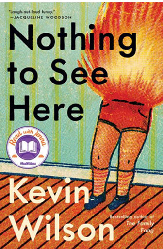BOOK | Nothing to See Here