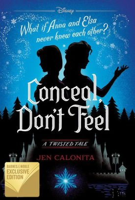 BOOK | Conceal, Don't Feel