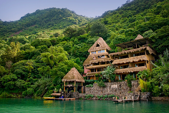 Explore Guatemala Lakefront Eco-Retreat for 2