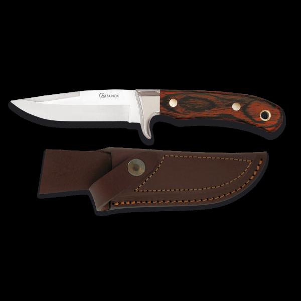 Couteau de chasse droit Albainox Stamina - lame 11 cm