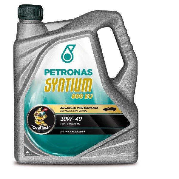 Petronas Syntium 800EU Engine Oil - 10W-40 - 4ltr