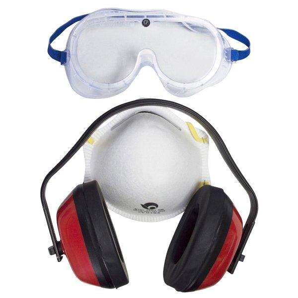 Am-Tech 3pc DIY Protection Set