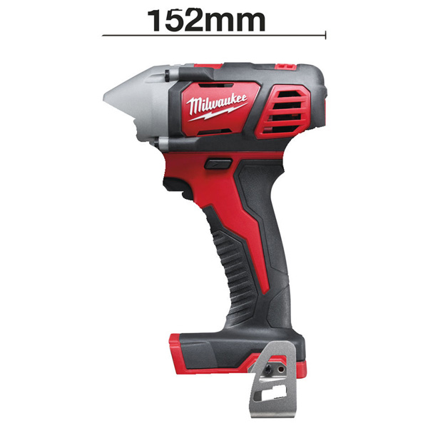Milwaukee M18 Compact Friction Ring Impact Wrench 3/8