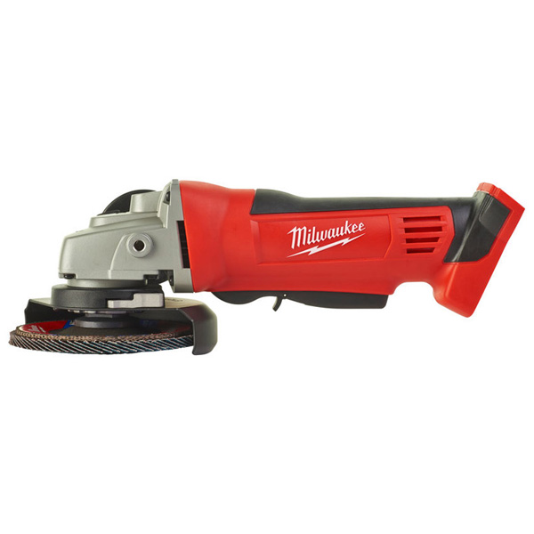 Milwaukee HD18 115mm Angle Grinder,Paddle Switch (Naked)