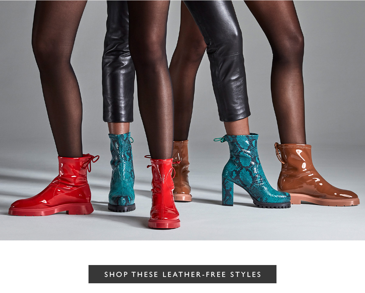 Shop These Leather-Free Styles
