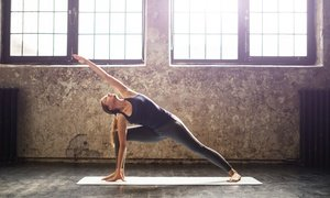 One or Five Yoga Classes