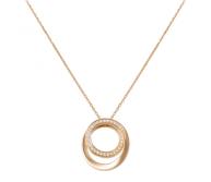 Cartier Rose Gold Etincelle de Cartier Necklace