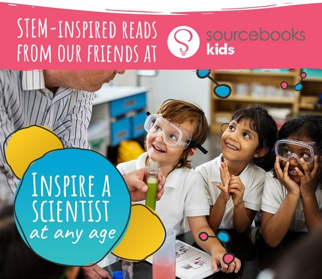 Inspire a scientist at any age