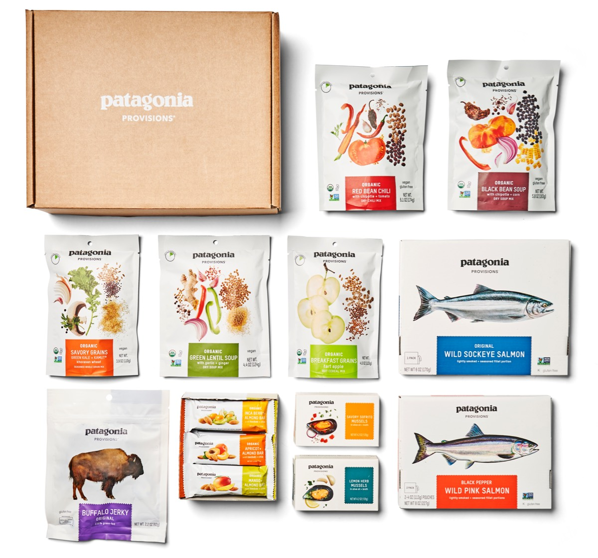 pantry stuffer gift box Image
