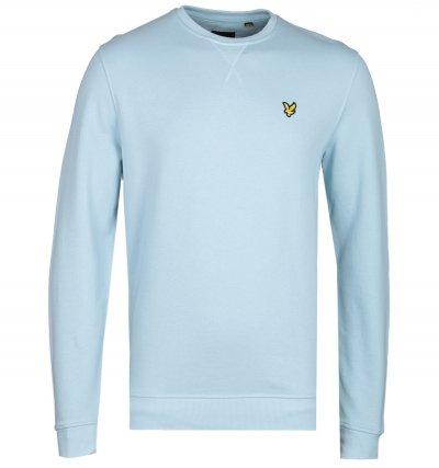 Lyle & Scott Sky Blue Sweatshirt