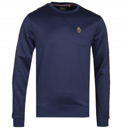 Luke 1977 Trico Navy Sweatshirt
