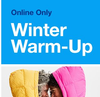 Online Only   Winter Warm-Up
