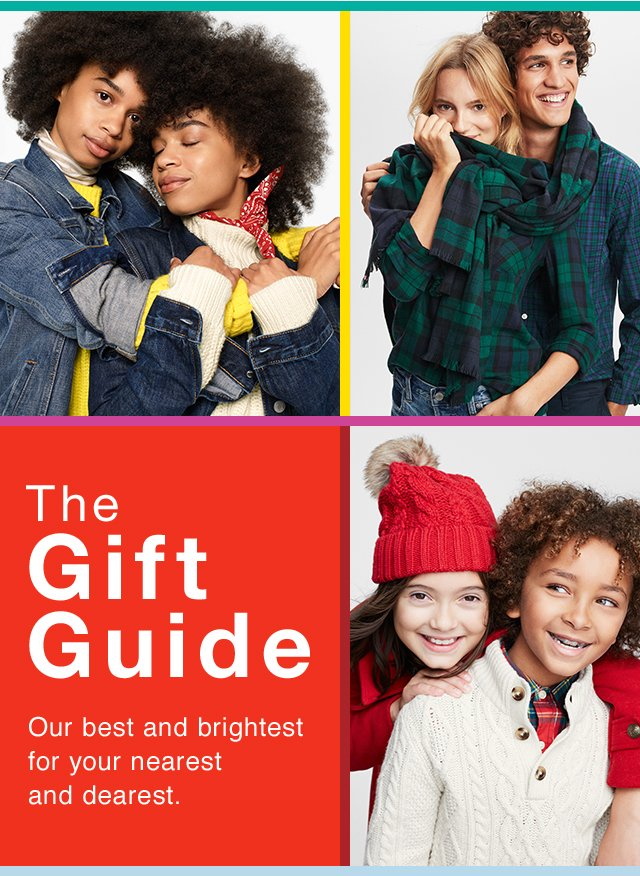 The Gift Guide   Our best and brightest for you nearest and dearest