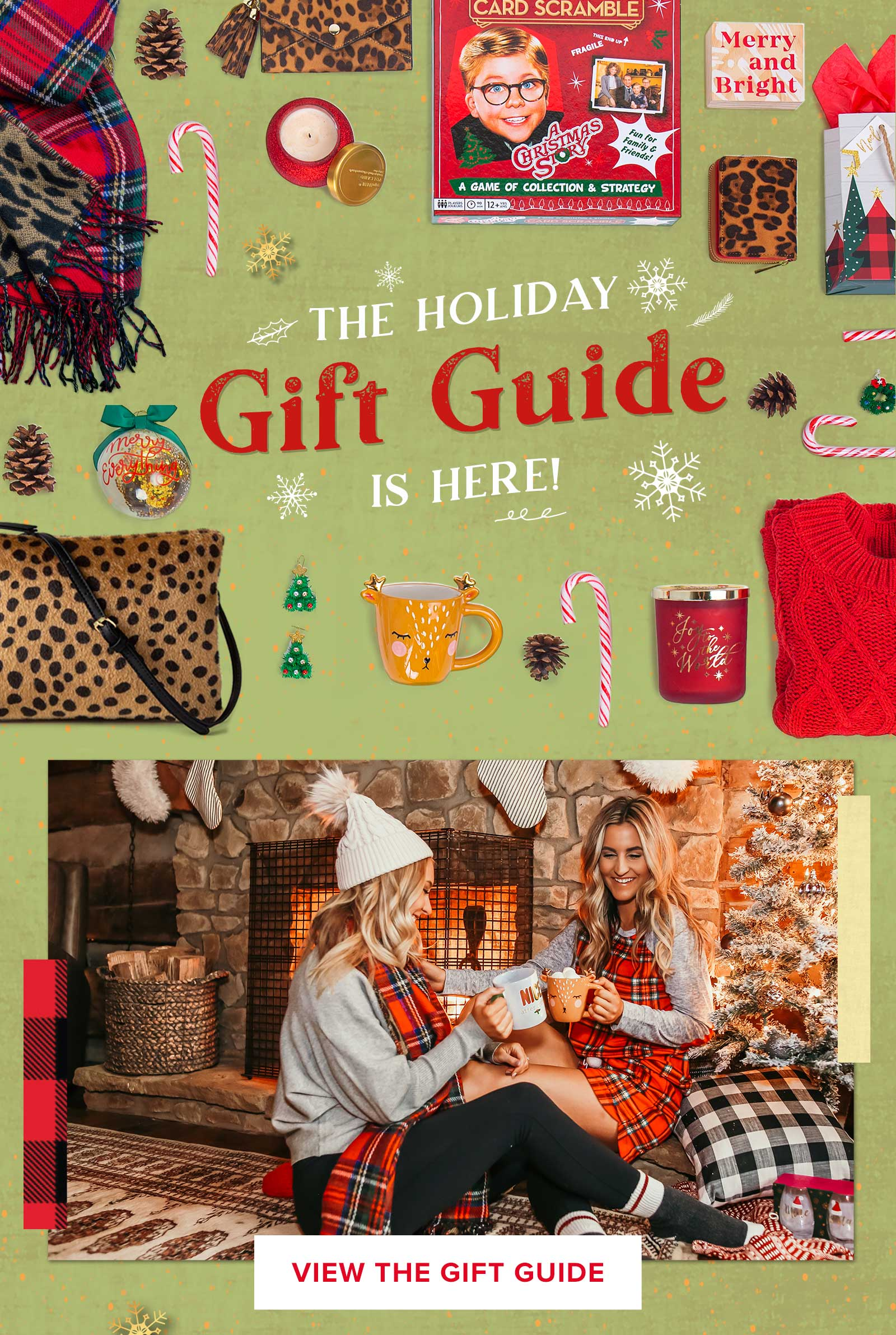 VIEW THE GIFT GUIDE