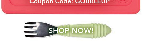 Coupon code: GOBBLEUP. Shop now!