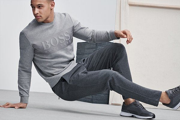 Heavyweight anthony joshua stars in stretch tailoring campaign for boss menswear