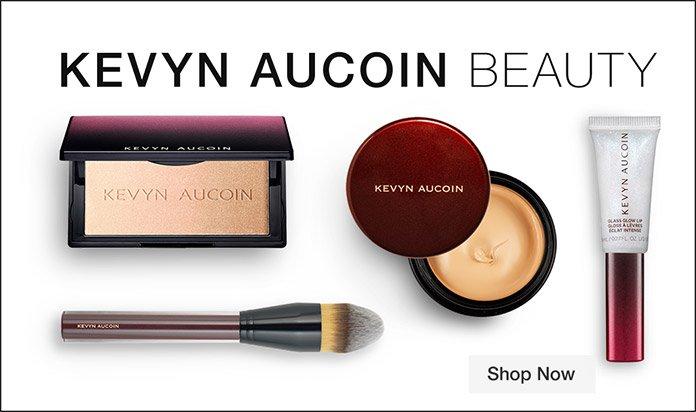 Kevyn Aucoin Beauty.