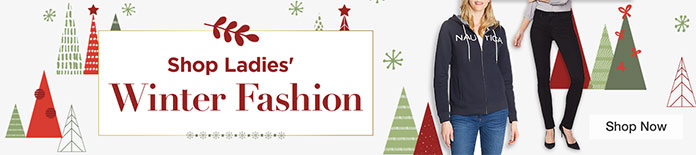 Shop Ladies Winter Fashion