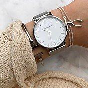 Women's Wrist Watch Gold Watch Quartz Sta...