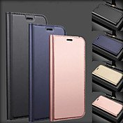Magnetic Leather Book Flip Phone Case For...