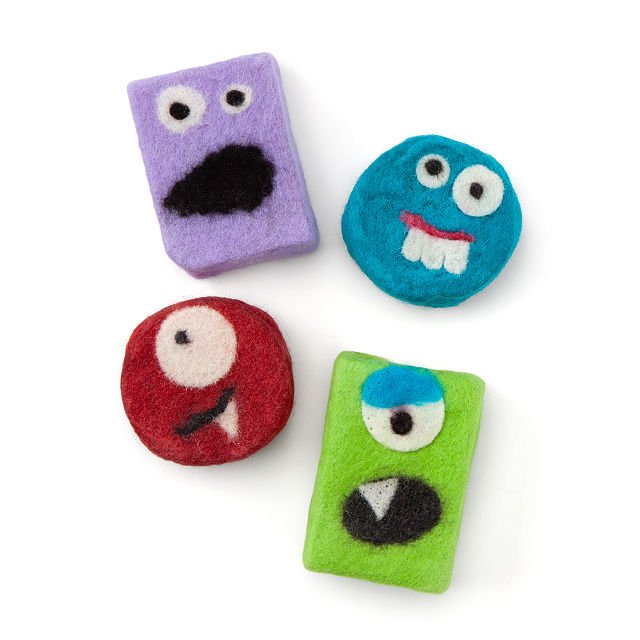 Monster Soap - Set of 2