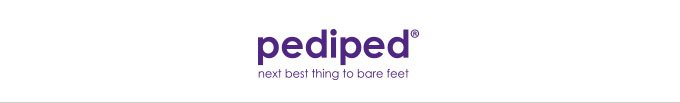 pediped - the next best thing to bare feet