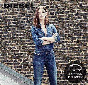 Diesel Jeans Women's