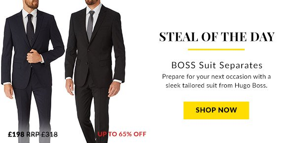 BOSS Suit Steal