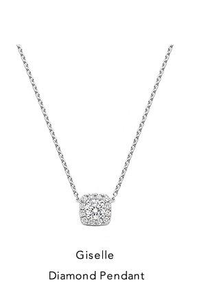 Giselle Diamond Pendant