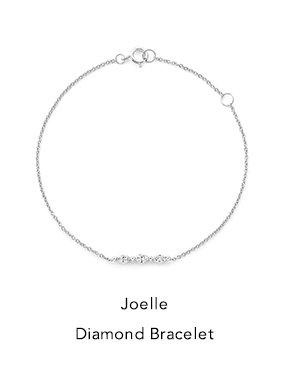 Joelle Diamond Bracelet