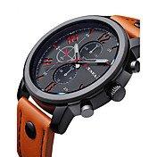 Men's Wrist Watch Aviation Watch Quartz L...