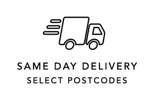 Same Day Delivery select postcodes
