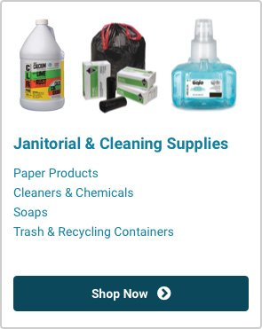 Janitorial & Cleaning Supplies | Shop Now