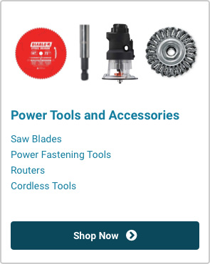 Power Tools and Accessories | Shop Now