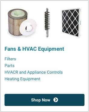 Fans & HVAC Equipment