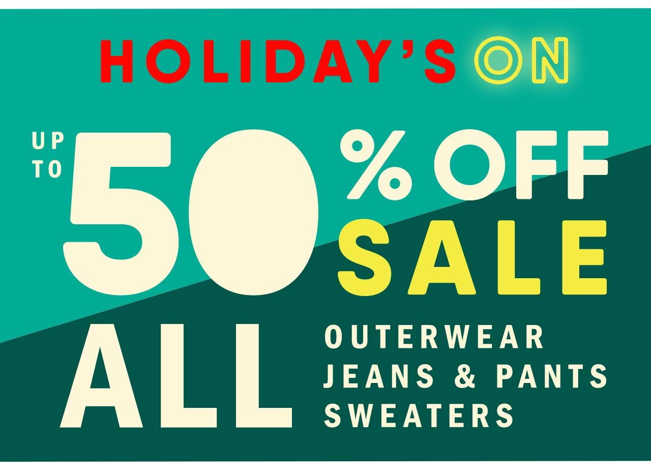 OUTERWEAR JEANS & PANTS SWEATERS
