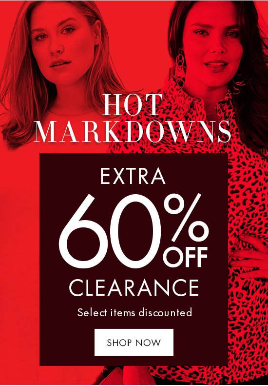 Special Collection - Extra 60% Off Clearance