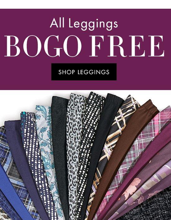 All Leggings BOGO Free