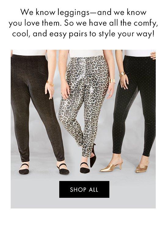 Shop All Leggings