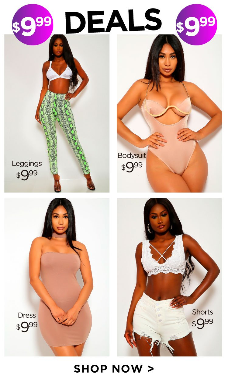 Shop Party Styles Under $9.99